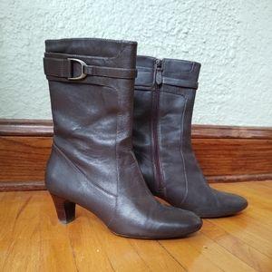 Cole Haan short boots